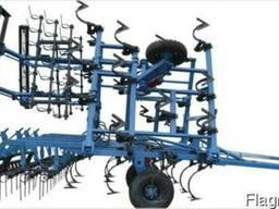 Культиватор 12 метров. КГШ-12, культиватор сплошной обработк