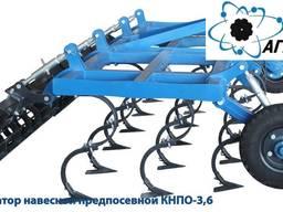 Культиватор 3,8 м. навесной / КНПО-3,8