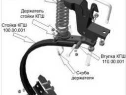Культиватор 4 метра КГШ - фото 4
