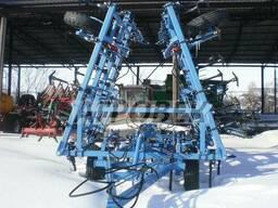 Культиватор 9 метров с катком