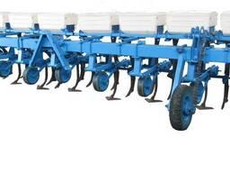 Культиватор для междурядной обработки подсолнуха, кукурузы,