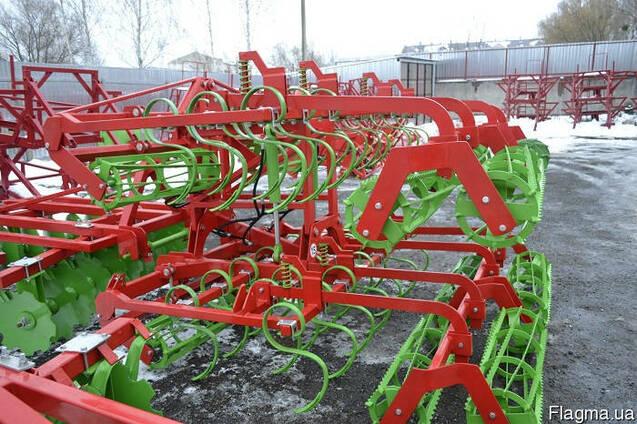 Культиватор для обработки почвы U 806/6