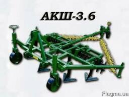 Культиватор для скоростной обработки почвы АКШ-2, 5; 3, 6; 5, 6
