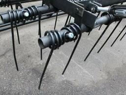 Культиватор КПГ-8 (5 рядн. гребенки и катки) - фото 3