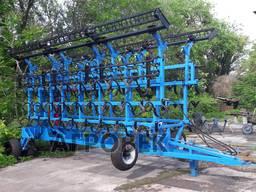 Культиватор 12 метров