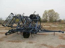 Культиватор под т150. Для сплошной обработки почвы.