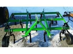 Культиватор пружинный сплошной обработки 1, 8 м навесной (Пол
