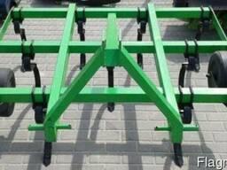 Культиватор сплошной обработки 1, 5 м навесной /Польша/