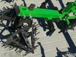 Культиватор Ёж для трактора (комплект 3 шт. ) - фото 3