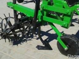Культиватор Ёж для трактора (комплект 3 шт. ) - фото 4