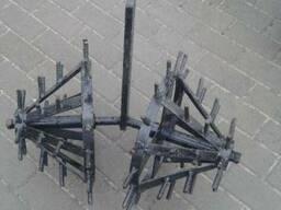Культиватор Ёж для трактора (комплект 3 шт. )