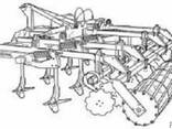 Шнековий розвантажник навантажувач Зерномет транспортер Плуг - фото 7