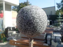 Куля бетонна Д-100