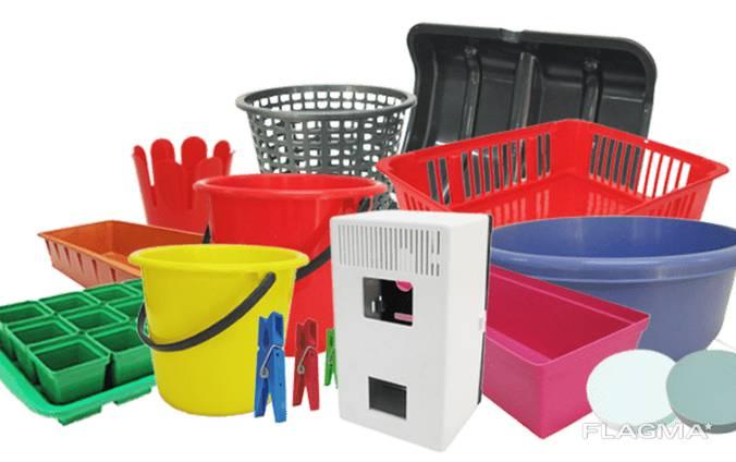 Кулю отходы пластика, пластмасс, полимеров
