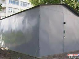 Волгавский гараж