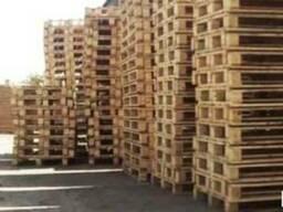 Купим деревянные поддоны по высоким ценам.