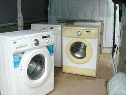 Куплю старые стиральные машины на запчасти