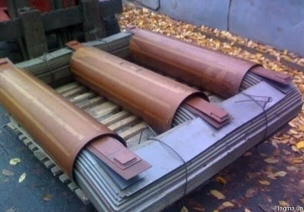Купим остатки листового металлопроката