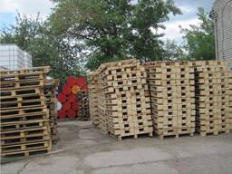Купим поддоны деревянные б/у, покупка поддонов Киев