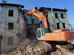 Купим под разбор здания и сооружения по всей Украине