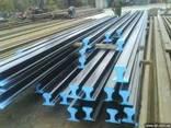 Купим рельс (износ до 3 мм) КР80:КР100:КР120 по 30 тн. - фото 1