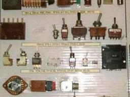 Купим складского хранения переключатели, выключатели, тумблер - фото 1