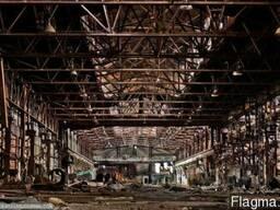 Купим завод на металлолом