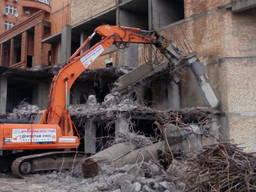 Купим здание под разборку, площадки силосные ямы
