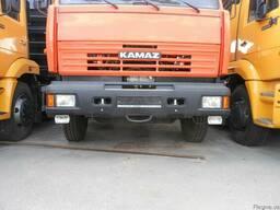 Купить Бампер на Камаз 65115 цельный
