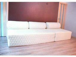 Купити безкаркасні двоспальне (ліжко) розкладний диван