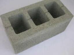 Купить блок бетонный строительный. Доставка. Цена