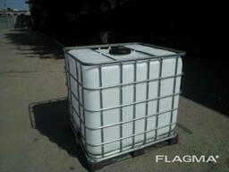 Купить емкость пластиковая тара бочки для воды б у 1000 л