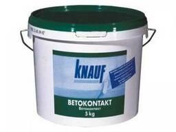 """Купить Грунтовка """"KNAUF"""" Betokontakt (5 кг) Германия"""
