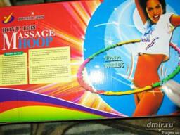 Купить.Хула Хуп BOYU 1108, массажный обруч Massage Хуп