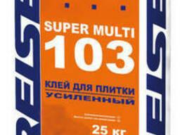 """Купить клей для плитки """"SUPER-MULTI"""" 103 """"Kreisel"""" 25 кг"""
