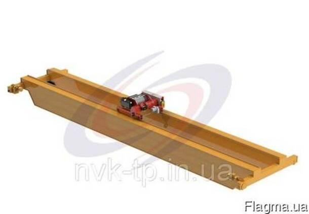 Купить кран мостовой опорный двухбалочный г/п до 125/25т