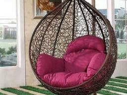 Купити крісло кокон куля підвісний в Житомирі