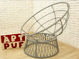 Купити крісло Папасан для квартири - фото 2