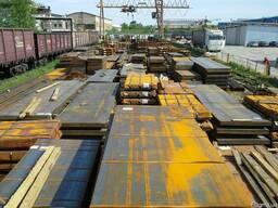 Листовой металл 09Г2С-12, ст65Г, сталь 45, сталь 40Х. Цена