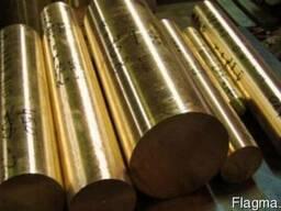 Трубы бронзовые, втулки Ф60 - Ф700мм ОЦС; БрАЖ; БрАЖН; БрХ;
