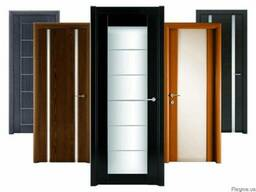 Двери, двері, входные, межкомнатные деревянные металлические