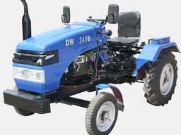 Купить минитрактор DW 240B (Т 24РМ) - photo 2