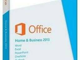 Купить Office 2013 Home and Business Rus DVD BOX T5D-01761