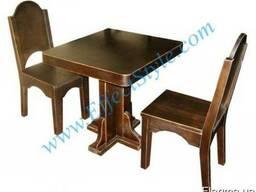 Купить пабный стол и стулья. комплект СК8