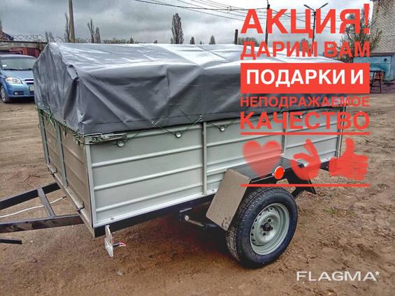 Купить новый прицеп Днепр-21 от завода!
