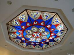 Купить стеклянные потолки в Крыму