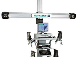 Купить стенд развал схождения 3D 650 Lift Hofmann Германия
