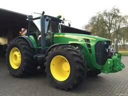 Купить Трактор б/у John Deere 8330, 2010 г.в (№ 1421)