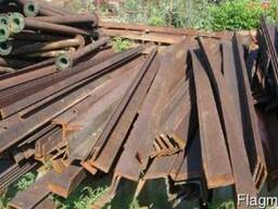 Купить уголок стальной бу