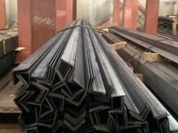 Купить Уголок стальной равнополочный новый,в ассортименте